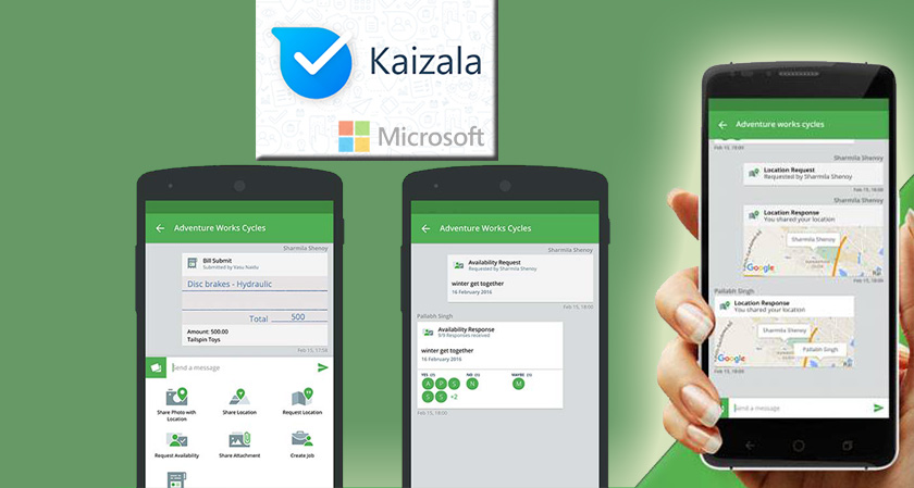 Microsoft's Kaizala app to help the Indian Railways