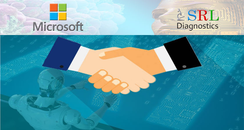 Microsoft Join Hands with SRL Diagnostics to Enhance its AI Capabilities in Detecting Cancer
