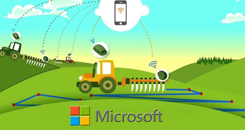 Microsoft is Using AI Sensors to improve Farming in India
