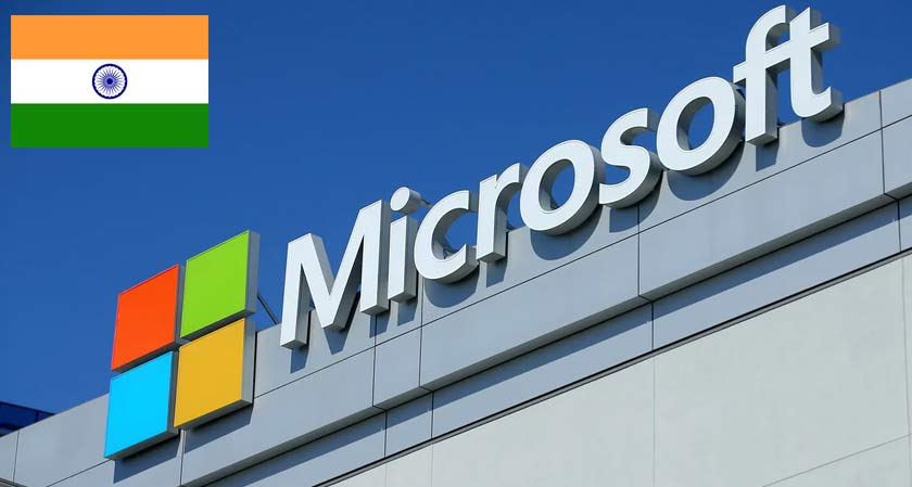 Microsoft launches its Indian Development center facility at NCR