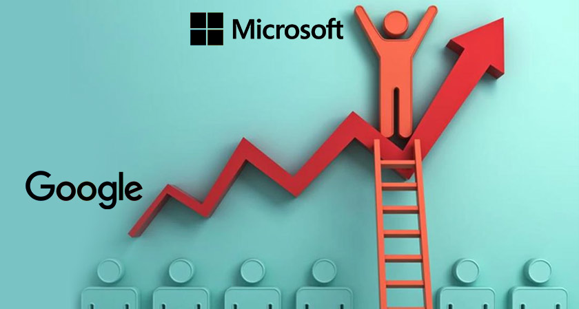 Breakthrough: Microsoft Outwits Google in Market Value for the First Time in 3 Years