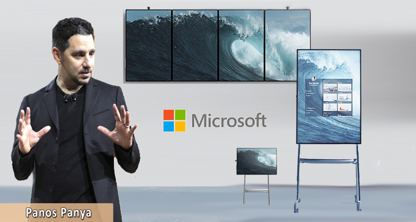 Microsoft Introduces Surface Hub Version 2
