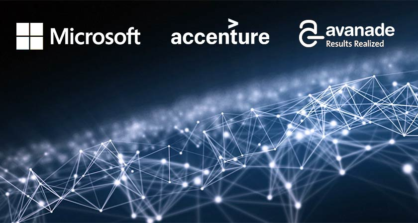 Microsoft Teams Up With Accenture and Avanade to Build Customized AI Solutions