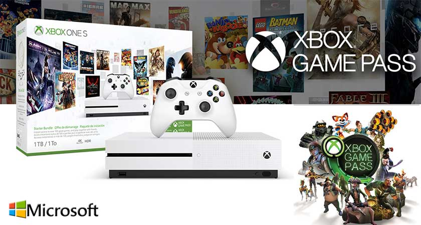Microsoft announces Xbox One subscription bundle: game pass, Xbox live and console