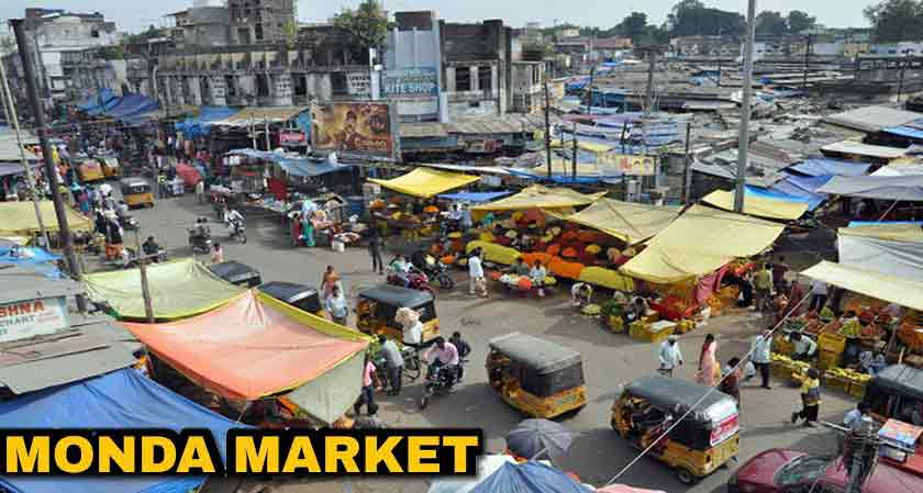 Monda Market has now turned into a hub for small retailers: local hawkers are in distress