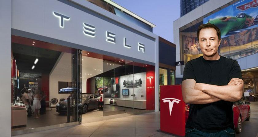 Elon Musk expresses desire to take Tesla private