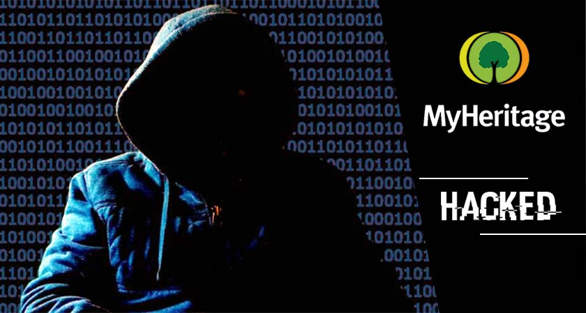 MyHeritage Says Accounts of Over 92 Million Users Have Been Pwned