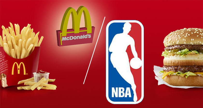 Marketing Partnership: NBA, McDonald's Will Jointly open NBA Experience Zones India