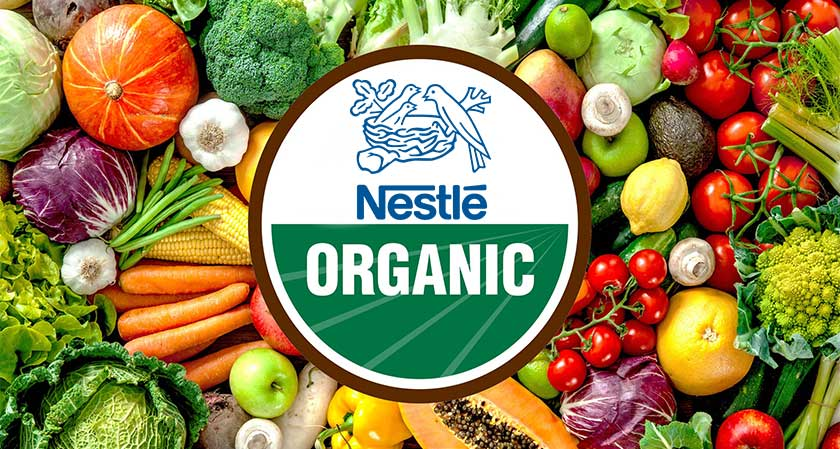 Nestle India Plans to Launch Products in the Organic Food Category