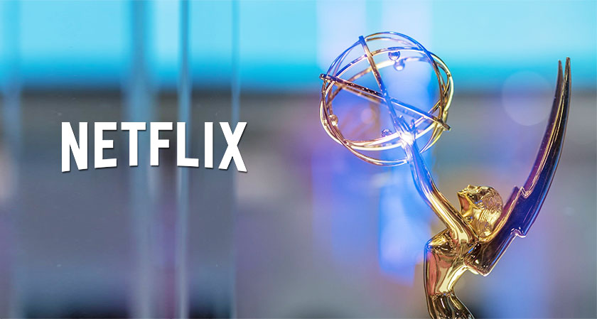 For the first time, Netflix breaks HBO's record as the most nominated network at Emmy Awards