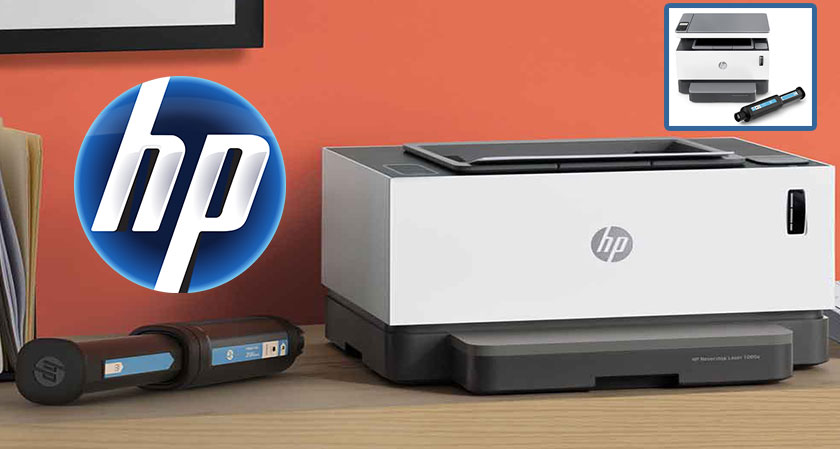 Neverstop Laser Tank printer: HP's Latest Innovation Now Welcomed by India