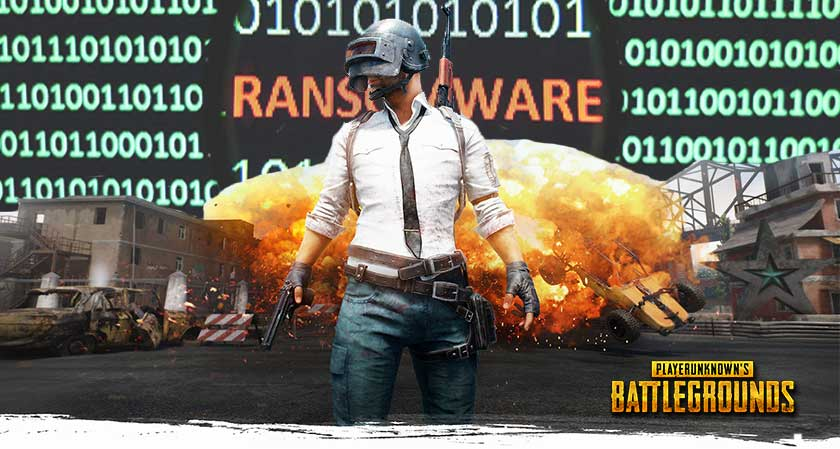 Play PlayerUnknown's Battlegrounds to Encrypt Your Files