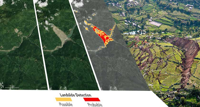 Australian Scientists develops Software for Detecting Landslides