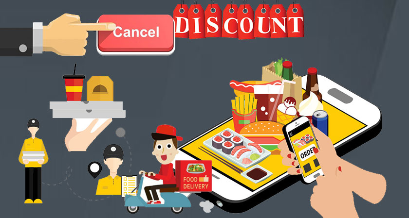 Online Food Delivery Aggregators To Cut Down Deep Discounts To Overcome Loses