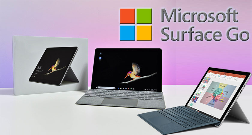 Microsoft Launches the New Surface Go in India