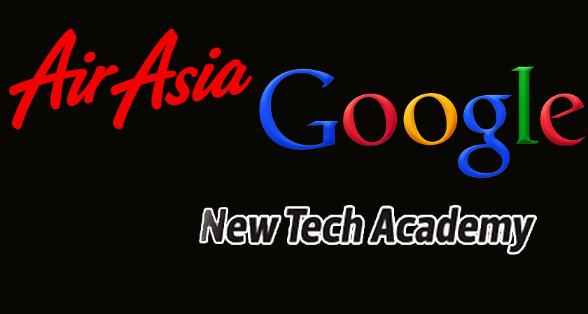 New tech academy of Google and AirAsia will start from February