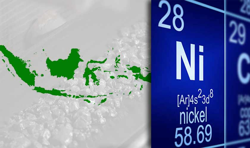 Nickel prices to be regulated in Indonesia by the end of March