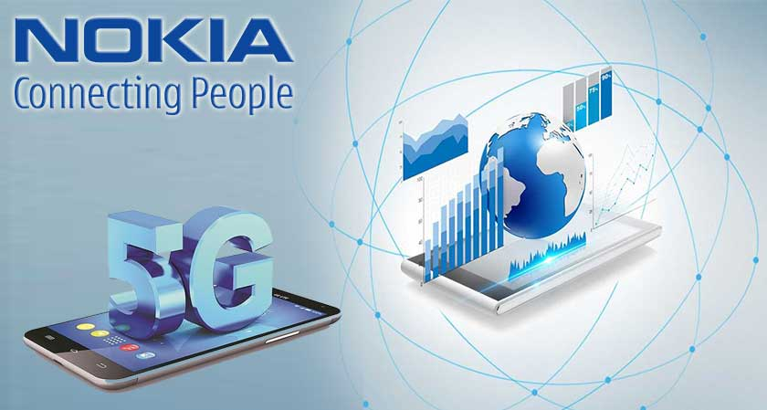 Nokia to Conduct 5G trials in India by the Second Half of 2019
