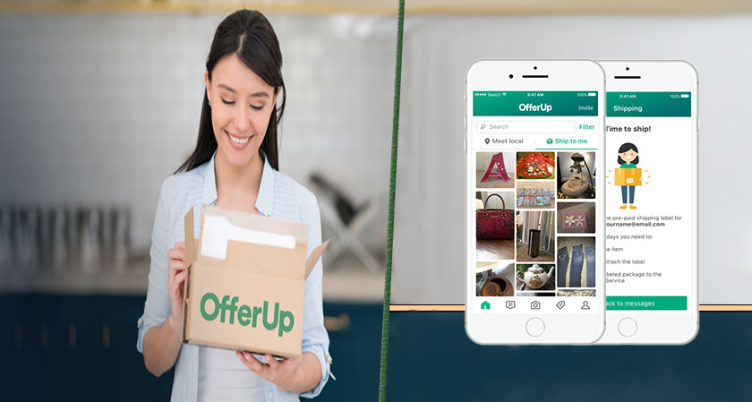 OfferUp Introduces Shipping within the United States