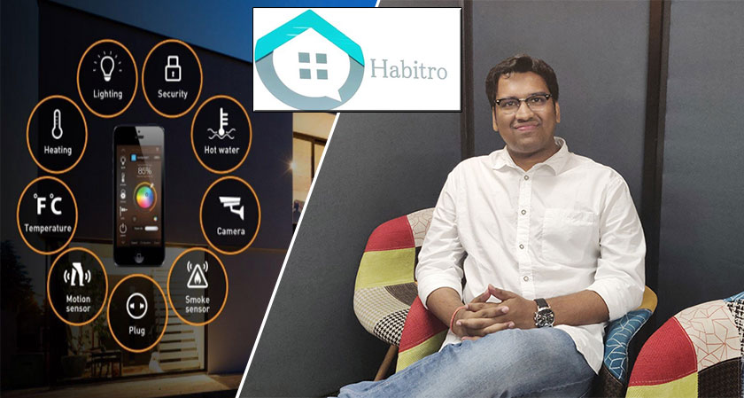 Ola ex-employees look forward to build smart homes and offices with their startup, Habitro Labs
