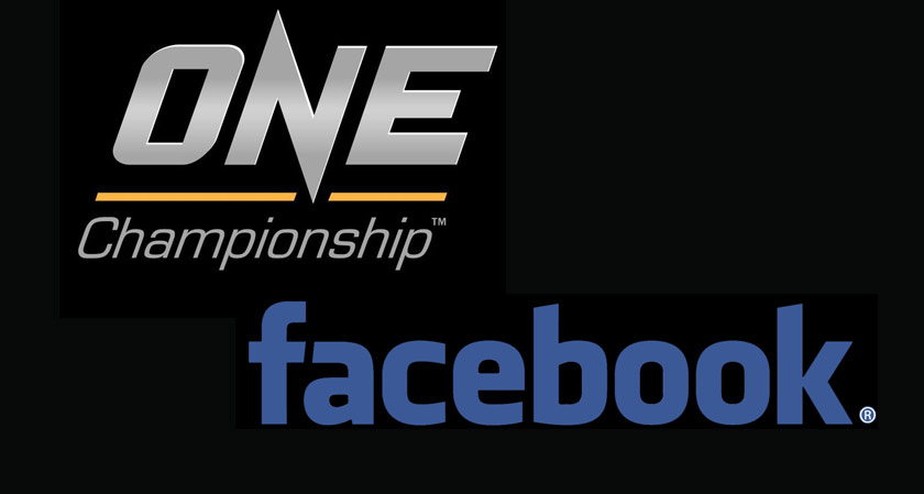 One Championship's new partnership with Facebook will promote Esports in Asia