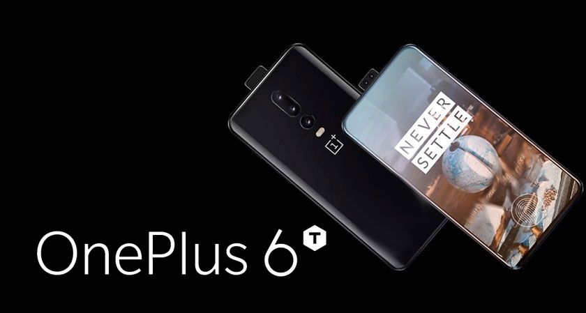 The All-New OnePlus 6T Launch in India to Be Held on October 30