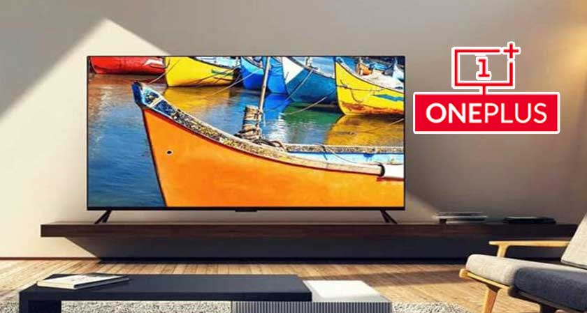 OnePlus to Launch TV in India