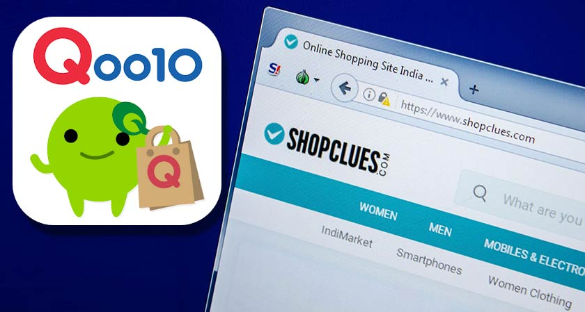 Singapore based e-commerce company Qoo10 acquires ShopClues