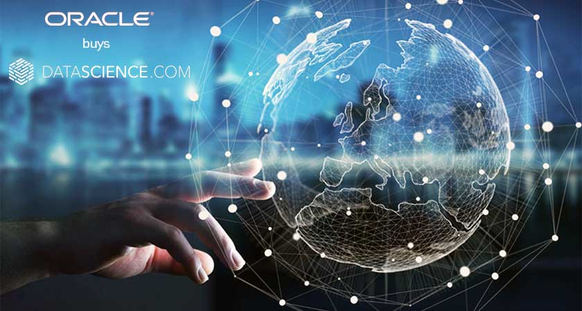 Oracle to purchase Big Data startup Datascience.com