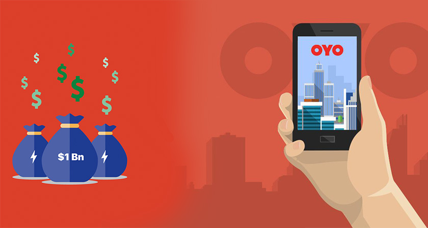 Fresh Round: Oyo to Raise $1 Billion in Funding