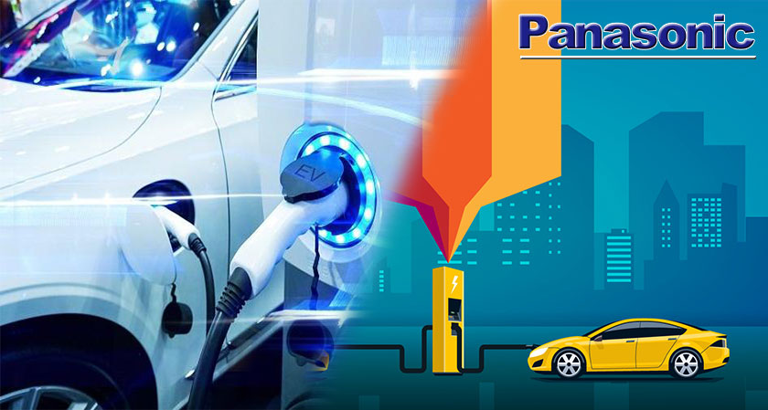 Panasonic Intends to Set Up 1 Lakh Charging Points for EVs in India