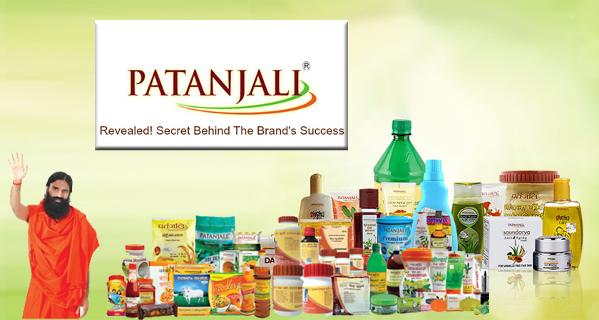 Patanjali witnesses a slowdown in its growth as competitors enter into the natural products space