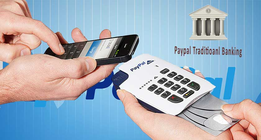 PayPal to Introduce Traditional Banking