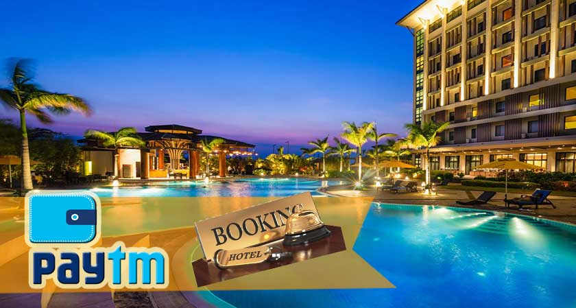 Paytm Enters Hotel Booking Business in a Bid to Reach a Wider Audience
