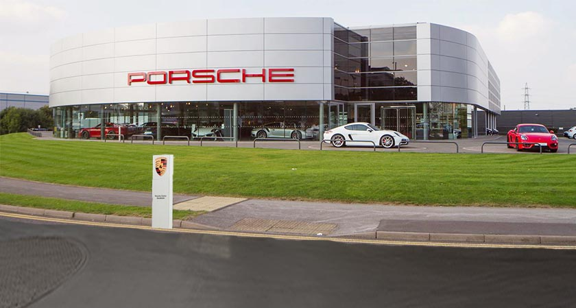 Porsche wants to build flying taxis!