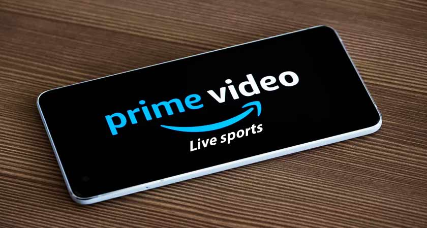 Amazon Prime Video enters into the live sports sector in India