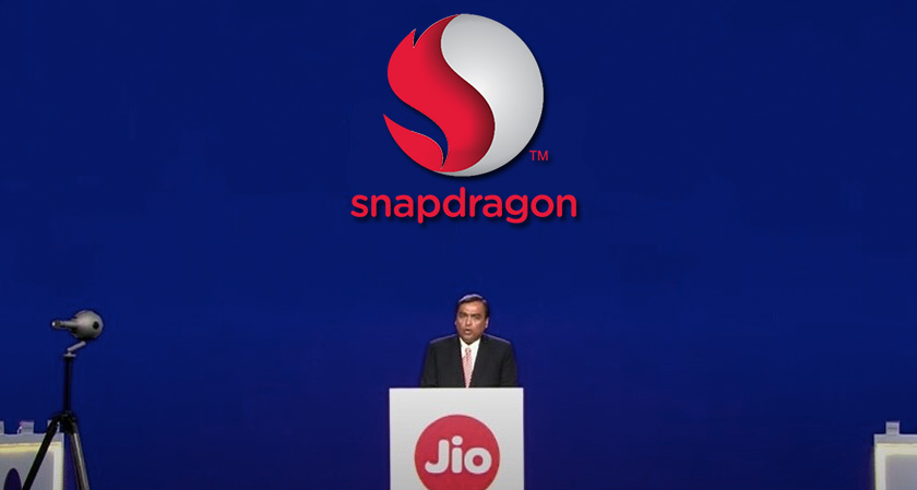 Qualcomm becomes a new investor in India's Reliance Jio Platforms