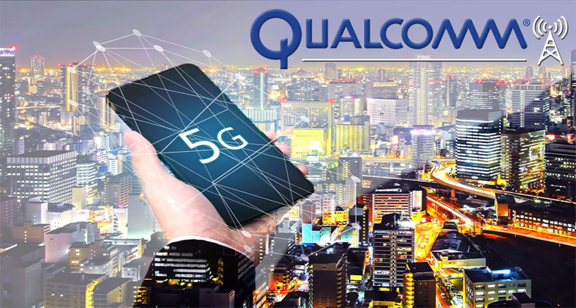 For India Debut: Qualcomn is in Talks with India's Telecom Ministry for 5G Launch