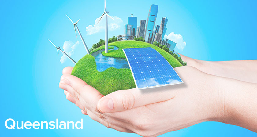Queensland brings its attention to renewable sources of energy