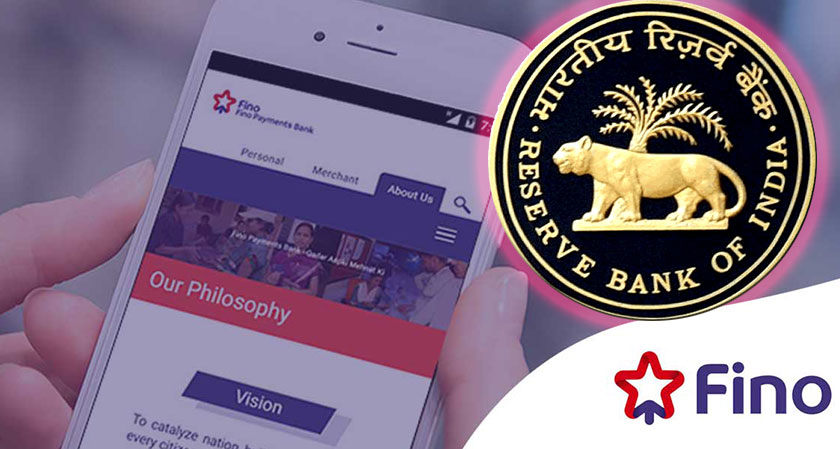 RBI Imposes Fine on Fino Payments for Violating Rules
