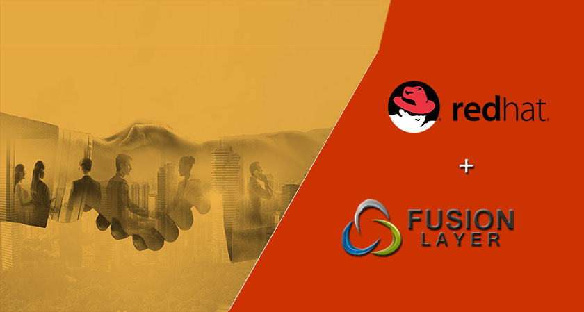 FusionLayer Joins Red Hat Partner Program