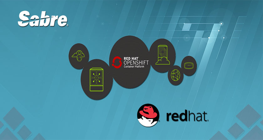 Red Hat OpenShift Container Platform Will Support Sabre's Next Gen Platform