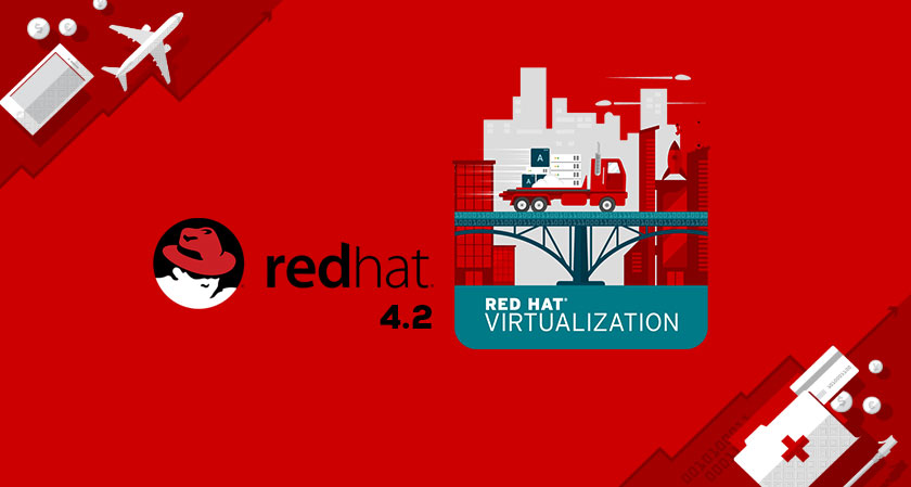 Red Hat releases a new version of Red Hat Virtualization