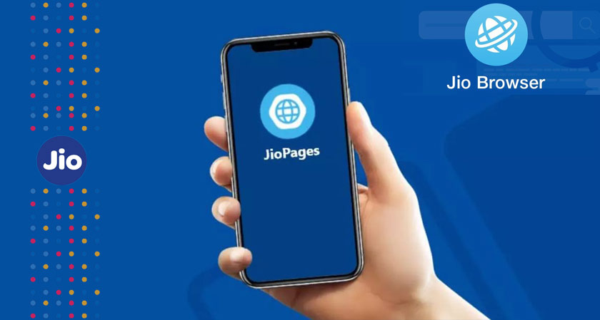Reliance Jio Infocomm (Jio) launches a new browser that focuses on data privacy
