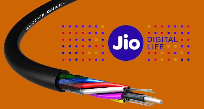 Reports: Reliance Jio to Launch Giga Fiber Soon