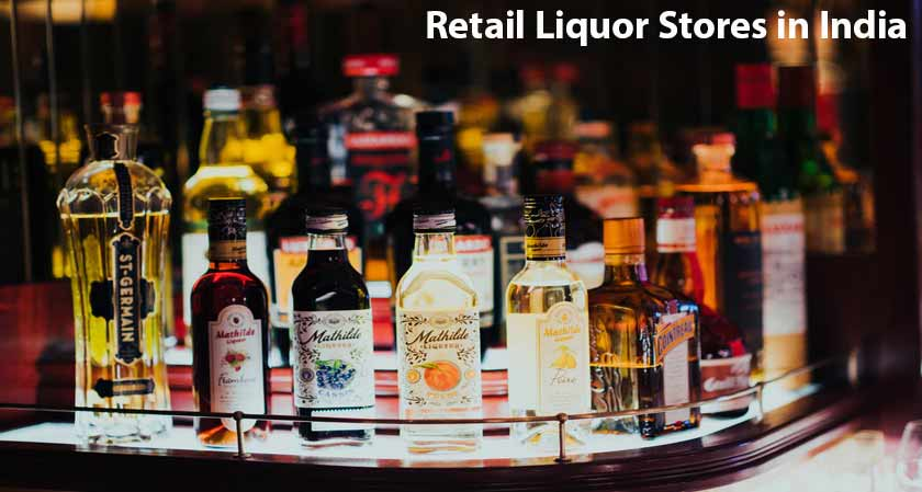 Retail liquor stores in India is are set to get a high street makeover soon