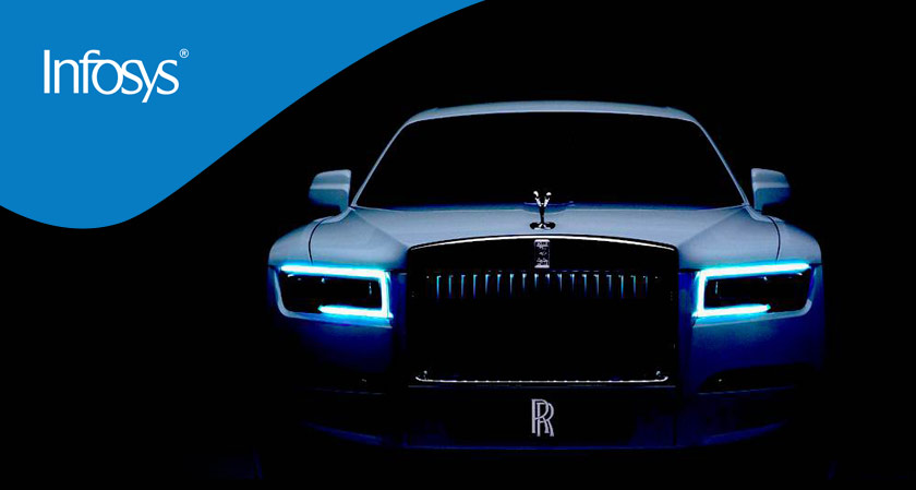 Rolls-Royce collaborates with Infosys for sourcing engineering and R&D
