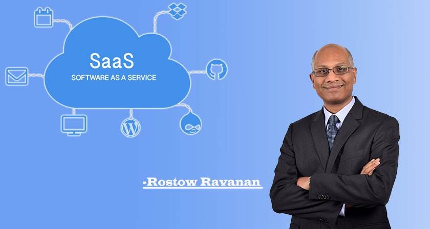 Mindtree co-founder Rostow Ravanan is all set to start SaaS Company