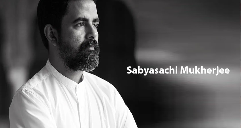 Fashion Designer Sabyasachi introduces four new Trends in Vogue
