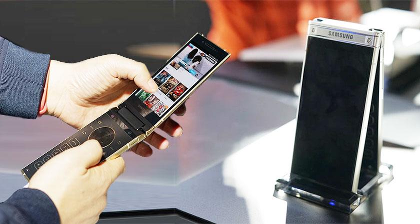 The Flip Phones of Samsung Will Sport Dual Camera Set-Up